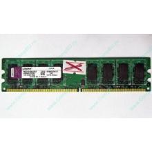 ГЛЮЧНАЯ/НЕРАБОЧАЯ память 2Gb DDR2 Kingston KVR800D2N6/2G pc2-6400 1.8V  (Кашира)