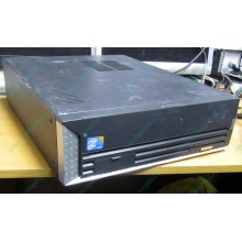 Лежачий четырехядерный компьютер Intel Core 2 Quad Q8400 (4x2.66GHz) /2Gb DDR3 /250Gb /ATX 250W Slim Desktop (Кашира)