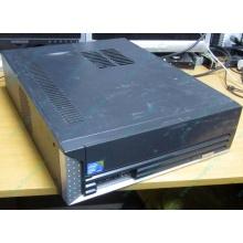 Лежачий четырехядерный системный блок Intel Core 2 Quad Q8400 (4x2.66GHz) /2Gb DDR3 /250Gb /ATX 300W Slim Desktop (Кашира)