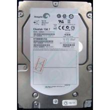 Жесткий диск 600Gb 15k Dell 9FN066-008 6G SAS ( Seagate Cheetach ST3600057SS 15K.7) - Кашира