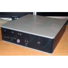 Четырёхядерный Б/У компьютер HP Compaq 5800 (Intel Core 2 Quad Q6600 (4x2.4GHz) /4Gb /250Gb /ATX 240W Desktop) - Кашира