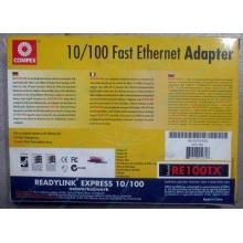 Сетевой адаптер Compex RE100TX/WOL PCI (Кашира)