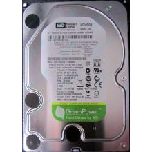 Б/У жёсткий диск 1Tb Western Digital WD10EVVS Green (WD AV-GP 1000 GB) 5400 rpm SATA (Кашира)