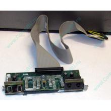 Панель передних разъемов (audio в Кашире, USB) и светодиодов для Dell Optiplex 745/755 Tower (Кашира)