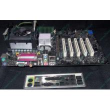 Материнская плата Intel D845PEBT2 (FireWire) с процессором Intel Pentium-4 2.4GHz s.478 и памятью 512Mb DDR1 Б/У (Кашира)