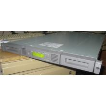 HP AH562A StorageWorks 1/8 Ultrium 920 G2 SAS Tape Autoloader LVLDC-0501 LTO-3 (Кашира)
